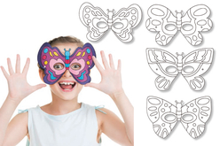 Masques Papillons