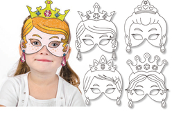 Masques Princesses
