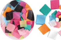 Papier de soie en Meli-Melo - Set de 5000 carrés - Papier de soie – 10doigts.fr