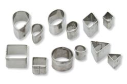 Minis emporte-pièces géométriques
