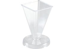 Moule bougie pyramide - Moules pour bougies – 10doigts.fr