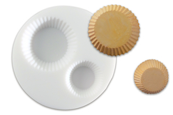 """Moule silicone """"Tarte"""" - 2 Formes - Moules gourmandises – 10doigts.fr"""
