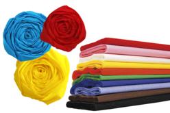 Papier crépon - Couleur au choix - Papiers de crépon – 10doigts.fr