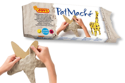 Papier mâché prêt à l'emploi - Papier mâché – 10doigts.fr