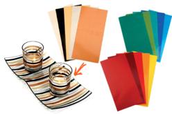 Papier décoratif pour supports lisses (verre, porcelaine, métal) - Papier divers – 10doigts.fr