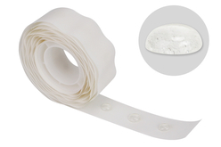 Pastilles adhésives 3D en gel - 80 pastilles - Adhésifs – 10doigts.fr