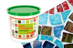 Joint mosaïques Prêt à l'emploi - Seau de 1 kg - Outils et accessoires – 10doigts.fr
