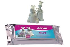 Pâte à modeler DARWI Kids - Pâtes à modeler qui sèchent à l'air – 10doigts.fr