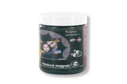 Peinture magnétique noire - 250 ml - Peinture Magnétique – 10doigts.fr