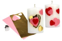 Plaques de cire - multicolore - set de 10 - Colorants, parfums, accessoires – 10doigts.fr