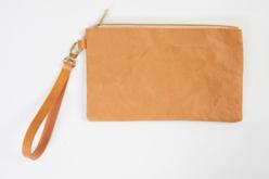 Pochette en papier cuir - Papier Cuir – 10doigts.fr