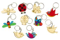 porte clés animaux volants