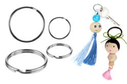 porte-clés anneaux