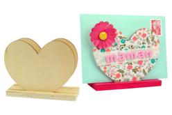 porte courrier coeur fête des mères