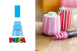 Marqueurs POSCA pointes extra-larges - Marqueurs Posca – 10doigts.fr