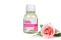 Senteur pour savon Rose - Savons, colorants, senteurs – 10doigts.fr
