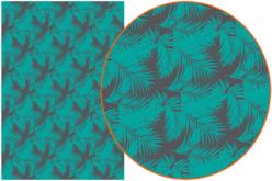 Papier Décopatch Tropical - 3 feuilles  N°755 - Papiers Décopatch – 10doigts.fr