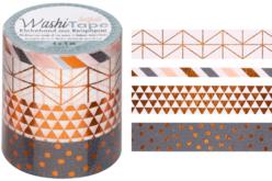 Masking tape - Cuivre métallisé - Masking tape – 10doigts.fr