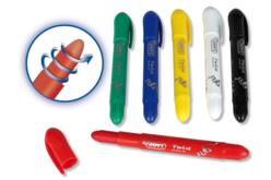 Set de 6 crayons TWIST à la cire pour maquillage