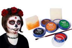 Set de maquillage Halloween