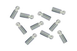 Embouts tubulaires pour fils ou cordons - Cache-noeud – 10doigts.fr