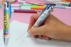 Stylo bille à personnaliser - Kits activités fête des mères – 10doigts.fr