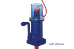Tricotin automatique