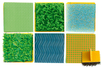 Tampons texturés - Set de 6 - Tampons – 10doigts.fr