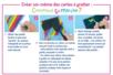 Peinture à gratter - 125 ml - Carte à gratter – 10doigts.fr