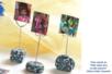 Clips pense-bête en métal - Outils de Modelage – 10doigts.fr