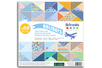 Bloc papiers de scrap Voyage - 180 feuilles  - Papiers Scrapbooking – 10doigts.fr