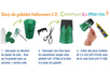 Gobelet en plastique translucide et incassable - Opaque – 10doigts.fr