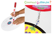 """Mobiles """"Calaveras"""" à colorier - Set de 3 - Support pré-dessiné – 10doigts.fr"""