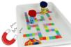 Labyrinthe magnétique - Activités enfantines – 10doigts.fr