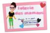 Ticket de loterie pour la fête des mères - Fête des Mères – 10doigts.fr