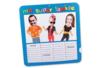 Calendrier d'anniversaires à personnaliser - Activités enfantines – 10doigts.fr