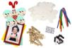 Papillons magnet pense-bête - Lot de 12 - Kits Supports et décorations – 10doigts.fr
