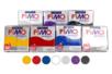 FIMO : set de 7 pains de 57 gr - couleurs pailletées + CADEAU - Les kits Fimo – 10doigts.fr