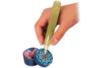 Stylos de peinture 3D à paillettes - Colles diverses – 10doigts.fr