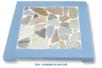Dessous de plat pour Mosaïques - 26 cm - Plateaux en bois – 10doigts.fr