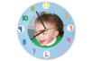 Horloges en bois - Set de 3 formes assorties - Horloges – 10doigts.fr