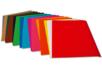 Feuilles de carton ondulé - 10 feuilles assorties - Carton ondulé – 10doigts.fr