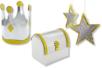 Carton ondulé métallisé en feuille ou en rouleau - Carton ondulé – 10doigts.fr