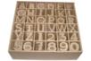 Lettres et chiffres en bois - Divers – 10doigts.fr