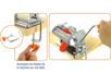 Machine à pâte à modeler - Outils de Modelage – 10doigts.fr