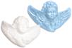 Angelot en polystyrène 12,5 x 9 cm - Sujets en polystyrène – 10doigts.fr
