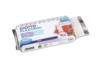 Pain de 1 kg de pâte à modeler Giotto Plastiroc blanche  - Papier mâché – 10doigts.fr