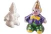 Clown en polystyrène 13,5 cm - Formes à décorer – 10doigts.fr