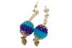Perles Graines de fruits en acrylique - Set de 50 - Perles acrylique – 10doigts.fr