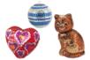 Sequins paillettes rondes à facettes - couleurs assorties - Paillettes facettes avec trou – 10doigts.fr